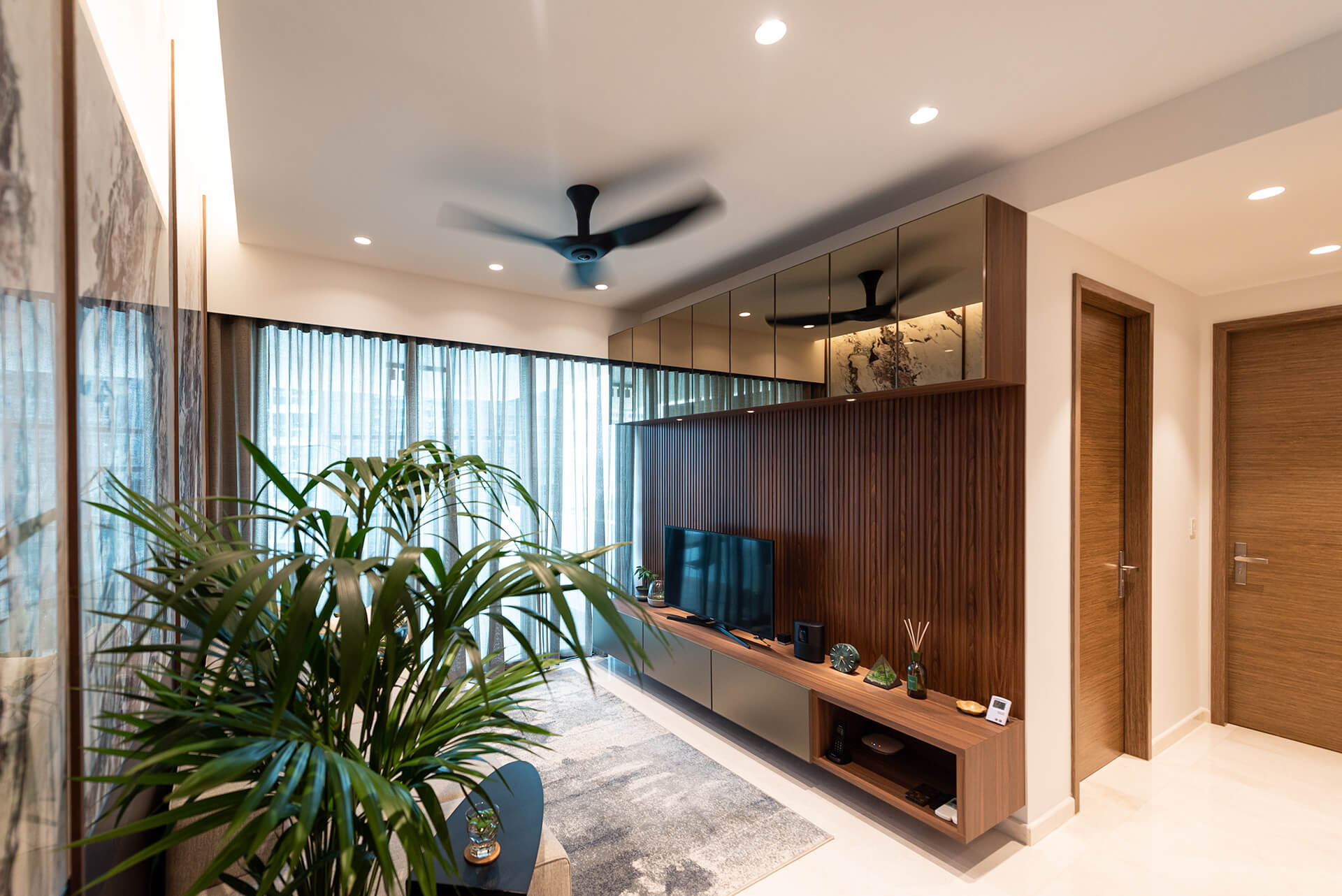 RESIDENTIAL FEATURE